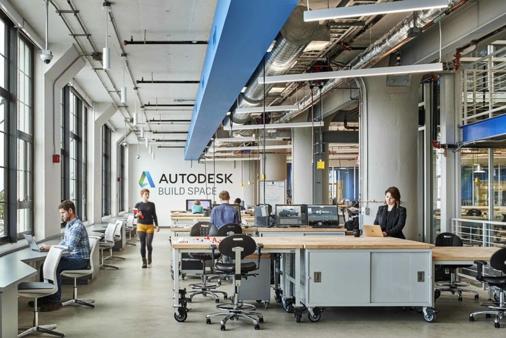 Autodesk build space